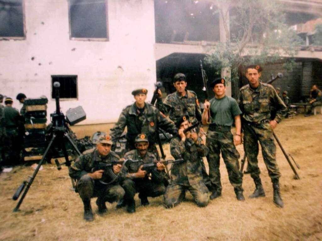 Our Road To Kosovo - Kosovo Liberation Army